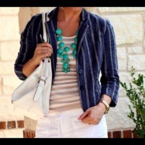 Cabi Linen Blazer
